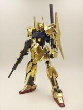 Built MG 1/100 HYAKUSHIKI Ver 2.0 Gundam Z Assembled model