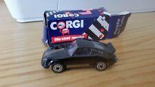 Corgi Porsche 911 Turbo Black In Box