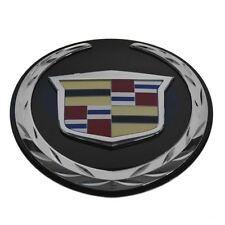 NOS 2007-14 Cadillac Escalade ESV Rear Liftgate Crest Wreath Emblem GM 22984656