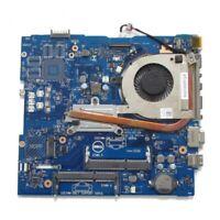Dell Vostro 3558 Motherboard Intel i3-5005u @ 2.00Ghz Heatsink and Fan
