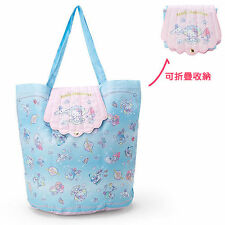 SANRIO SEASIDE PARTY SERIES WATER REPELLENT FOLDABLE HAND BAG 347175