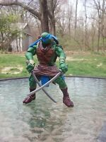 TMNT Teenage Mutant Ninja Turtles Leonardo 5 Inch Figure Leo Playmates 2014