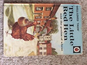 LVintage Ladybird Book 606d Well Loved Tales The Little Red Hen