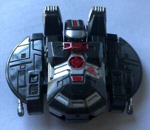 Vintage Tonka 1983 G1 Gobot LOCO Transforming Friendly Robot UFO RARE Loose Used