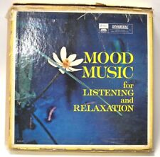 Mood Music For Listening and Relaxation Dynagroove 10 Vinyl Set