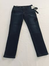 JOE'S JEANS THE ICON MID RISE SKINNY ANKLE Size 14 Inseam 25 free shipping