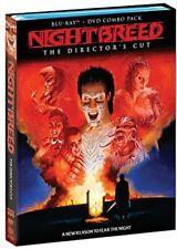 Nightbreed The Director's Cut Blu-ray/ Dvd (2 Disc Set)