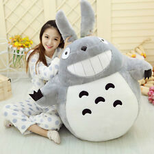 STUDIO GHIBLI GRIN TOTORO PLUSH DOLL TOY MY NEIGHBOR TOTORO 12in