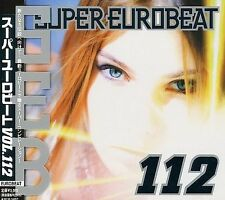VARIOUS ARTISTS - SUPER EUROBEAT, VOL. 112 NEW CD