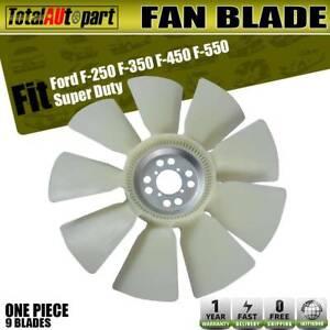 For 1999-2003 Ford F250 Super Duty Fan Blade 21356YM 2000 2002 2001 7.3L V8