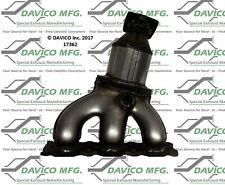 Catalytic Converter-Exact-Fit Front Davico Exc CA fits 13-14 Volvo XC90 3.2L-L6