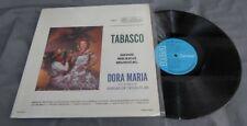 DORA MARIA CON EL MARIACHI VARGAS DE TECALITLAN -TABASCO- MEXICAN LP RANCHERO