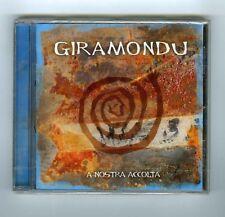 CD (NEW) GIRAMONDU A NOSTRA ACCOLTA (CORSICA)