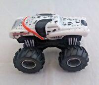 Hot Wheels 1/64 Scale Monster Jam Monster Mutt Dalmatian Diecast  Monster Truck