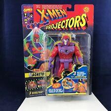 Marvel Comics X-Men Magneto Projectors Toy Biz Action Figure New in Package