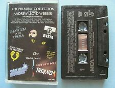 Premiere Collection: Best of Andrew Lloyd Webber – Cassette Tape WORKS 1988 MCA