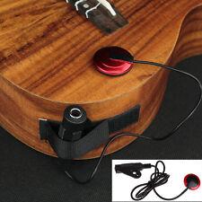 New Piezo Contact Microphone Pickup For Guitar Violin Banjo Mandolin Ukulele