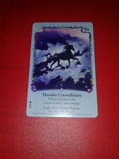 BELLA SARA STARLIGHTS SERIES 13  THUNDER CONSTELLATION 38/55 NON-FOIL CARD