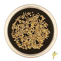 3 Gramm echte Gold-Nuggets aus Alaska 1-2 mm ca. 400 Stück 20-23 kt Barren Münze