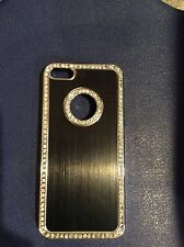 Black Rhinestone iPhone 5 case