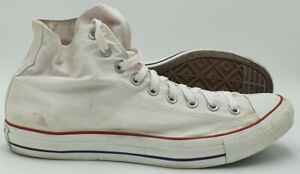 Converse Chuck Taylor All Star Mid Canvas Trainers X7650 White UK15/US15/EU50