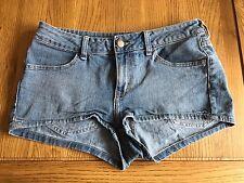 H&M denim shorts size 14