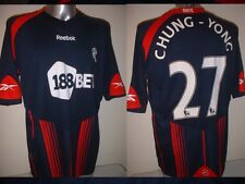 Bolton Wanderers Chung Yong Lee XS S Camisa Jersey Fútbol Corea del Sur