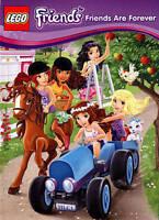 LEGO Friends: Friends Are Forever (DVD) - DVD -  Very Good - Karen Strassman,Dav