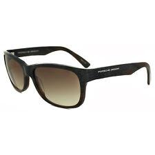 Porsche Design Sunglasses P8546 B Grey & Havana Brown Gradient