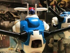 Matchbox Robotech Battle Pod 3D printed Variant Antenna array
