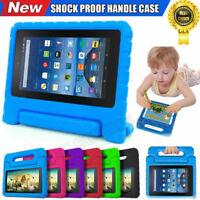 Kids Shock Proof EVA Foam Handle Case Cover for Amazon Kindle Fire HD 7 2015 US