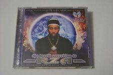 THE WORLD ACCORDING TO RZA CD 2003 Kool Savas Eko Afrob Curse Wu-Tang Ghostface