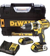 Dewalt 18v Dcd795 Brushless Combi Hammer Drill+TSTAK Case Complete Kit