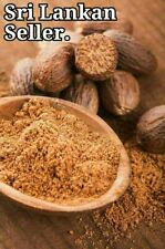 Whole sri lankan dried nutmeg without shell 1kg