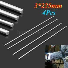 4Pcs 225mm Aluminium Alloy Low Temperature Metal Welding Soldering Brazing Rods