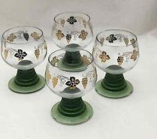 German Wine Taster / Liquor Glasses by Bockling Romer (set of 4)