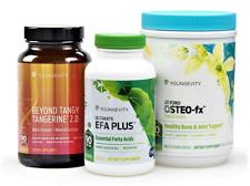 Sirius Healthy Body Start Pak BTT TABS Osteo Fx powder EFA Gelcaps by Youngevity