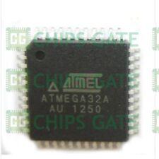 9PCS MCU IC ATMEL TQFP-44 ATMEGA32A-AU ATMEGA32A