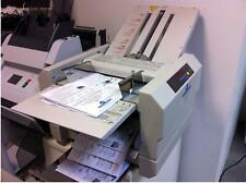 REFURBISHED Galaxy FM600 A3 A4 A5 Leaflet Letter Paper Folding Mailroom Machine
