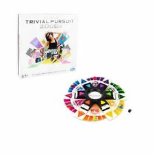 Hasbro Trivial Pursuit 2000's Edition Game (English Version)