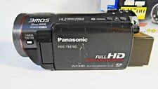 Panasonic HDC-TM700 32GB  Advanced 3 MOS System Full HD 1080p NTSC Camcorder