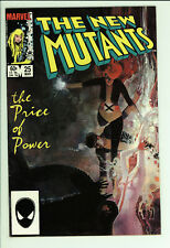 New Mutants 25 & 26 - 1st Legion - High Grade 9.4 NM