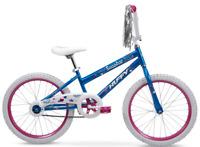 Girls Kids Bike Bicycle Huffy 20-Inch Sea Star Ride Blue Pink New