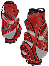 Team Effort Bucket II Cooler NCAA Collegiate Golf Cart Bag Ohio State Buckeyes