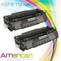 2PK 49A Q5949A Toner Cartridge For HP LaserJet 1160 1320 1320n 1320tn 3390 3392