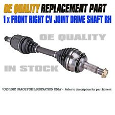 RIGHT CV Joint Axle Drive Shaft Nissan XTrail X-Trail T31 2.5L MANUAL AWD 07-14
