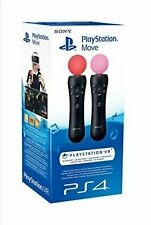 Sony PlayStation Move Motion Controller Twin Pack V2 (PS4/PSVR)-Next DayDelivery