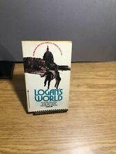 Logan's World By William F Nolan - First Bantam Paperback/1st Printing - 1977