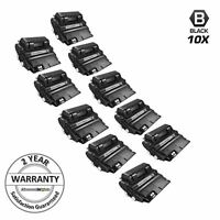 10pk Comp Black Laser Toner for HP Q5942A 42A Cartridge LaserJet 4240 4250 4350