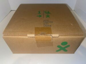 OLPC XO-1 One Laptop Per Child Computer OS Fedora Linux Sugar